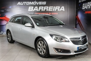 Opel Insignia sports tourer 2.0 CDTi Selection S/S