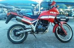 Suzuki DR 650 2 RODAS
