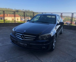 Mercedes-Benz Classe CLC 200 CDI CX.MANUAL NACIONAL