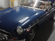 MG MGB cabriolet