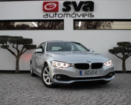 BMW 420 Grand Coupé d Sport Caixa automática