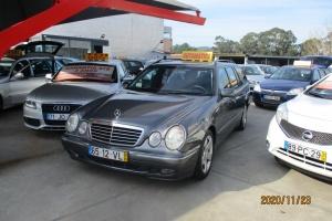 Mercedes-Benz E 270 Station Avantgarde