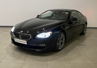 BMW 640 d Coupé
