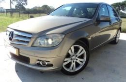 Mercedes-benz C 180 CDi Avantgarde BlueEfficiency