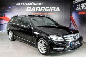 Mercedes-benz C 220 CDi AMG Navi