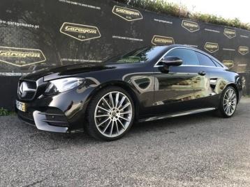 Mercedes-benz E 220 d Coupé AMG G-Tronic 9G