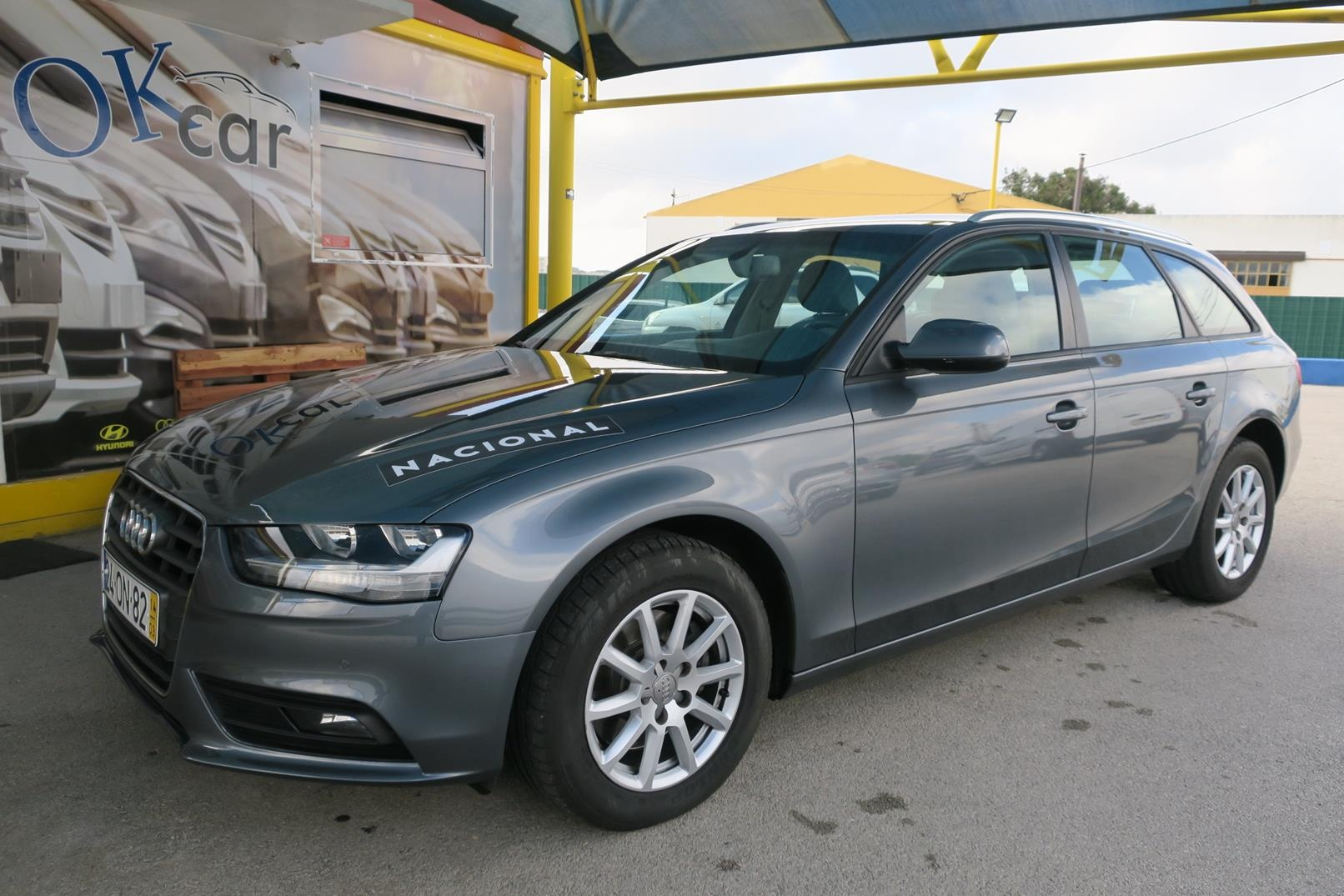 Audi A4 Avant 2.0 TDi Multitronic Business Line