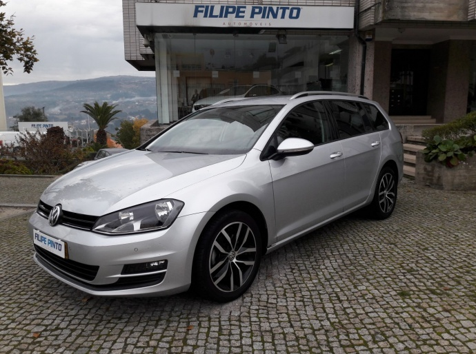 Vw Golf Variant VII 1.6 TDI GPS EDITION Facelift