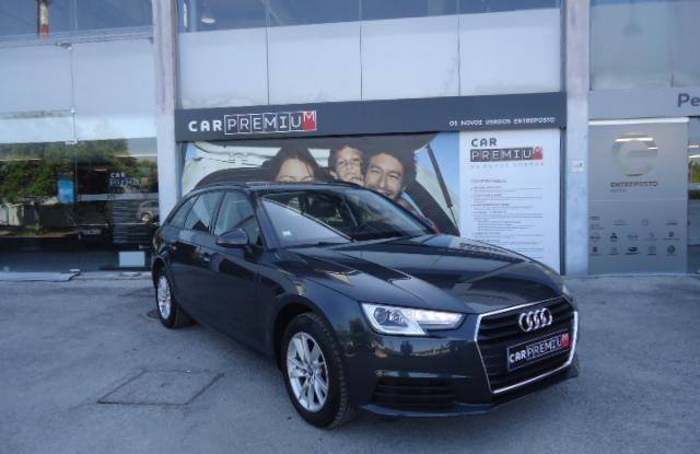 Audi A4 avant 2.0 TDI Fleet Edition