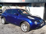 Nissan Juke 1.5 DCi Acenta Conect