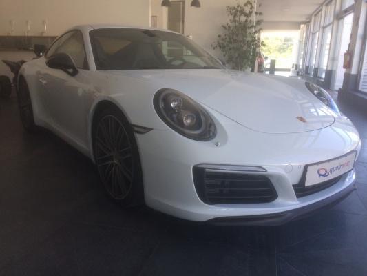 Porsche 911, 2018