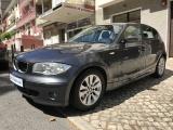 BMW Série 1 120 D - Nacional - Cx Automática - Financiamento - Garantia - Extras