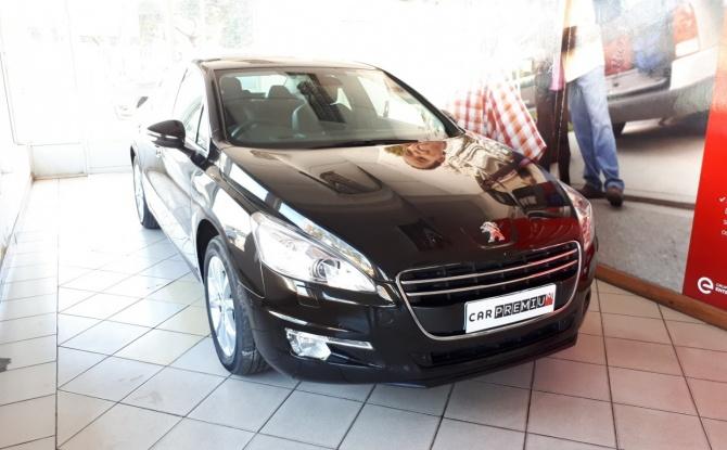 Peugeot 508 1.6 auto