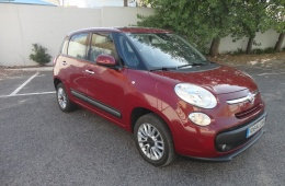 Fiat 500L Lounge 0.9  CNG   (gás natural)