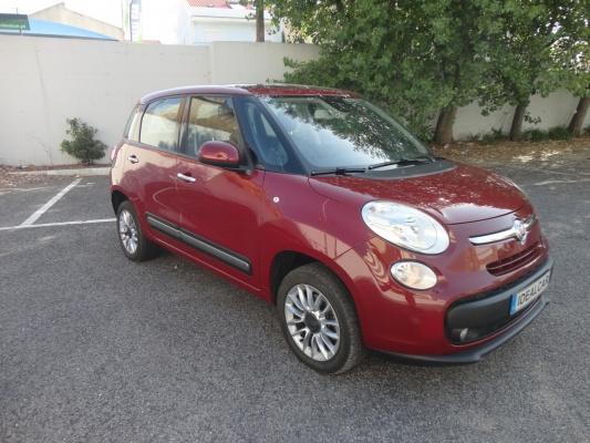 Fiat 500L, 2014