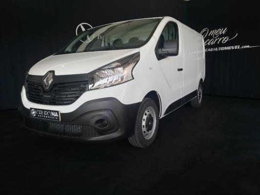 Renault Trafic, 2019
