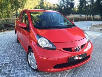 Toyota Aygo 1.0 + AC+VSC