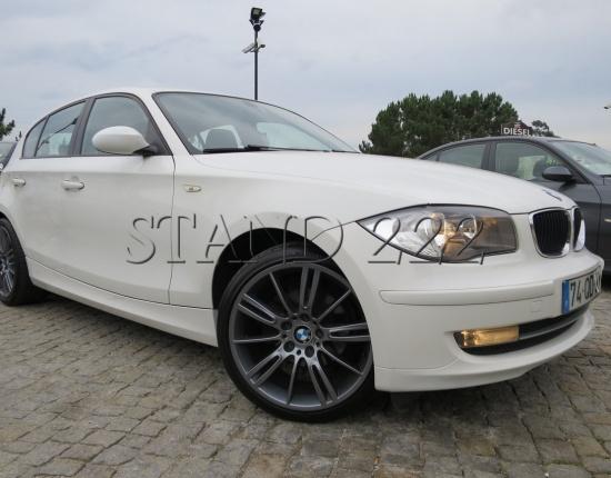 BMW 118, 2008