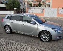 Opel Insignia sports tourer 2.0 CDTi Bi-T. Cosmo
