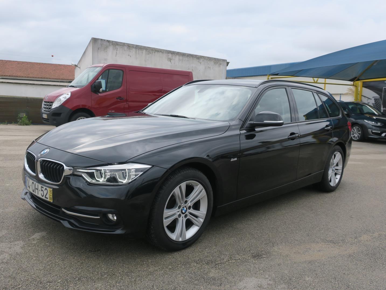 BMW 320 d Touring Sport 190cv