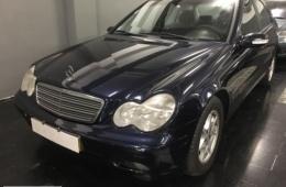 Mercedes-benz C 220 CDI NACIONAL