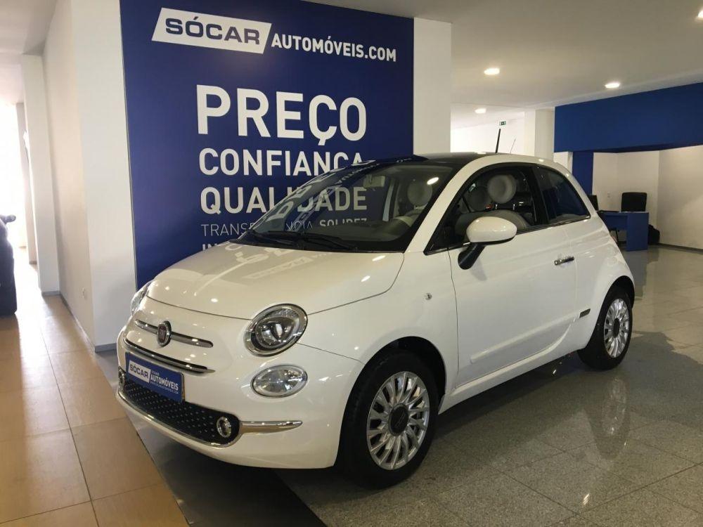 Fiat 500 1.2 new lounge