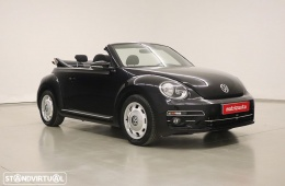 Vw New beetle cabriolet cabrio 1.2 tsi design