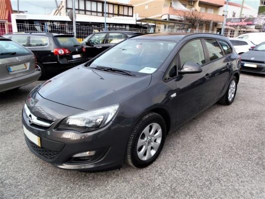 Opel Astra Sports Tourer, 2014