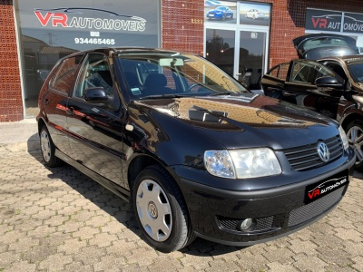 Vw Polo III Hatchback (6N1) 50 1.0