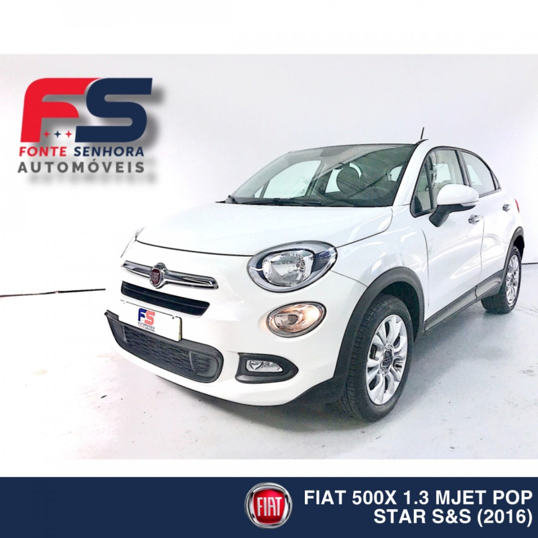 Fiat 500X 1.3 MJET POP STAR S&S