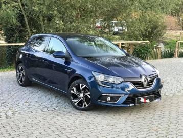 Renault Mégane 1.5 dCi Zen ECO
