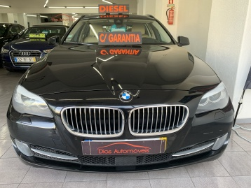 BMW 525 D Touring BiTurbo