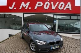 BMW Série 1 116 d Efficient Dynamics Line Sport 116cv