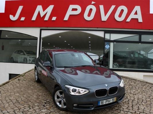 BMW Série 1, 2014