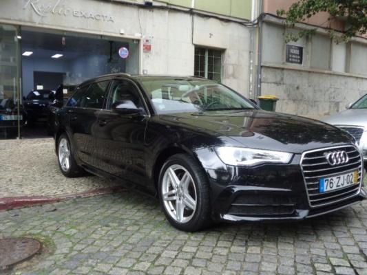 Audi A6 avant, 2017