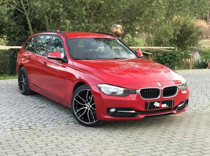 BMW 320 d Touring Auto Line Sport