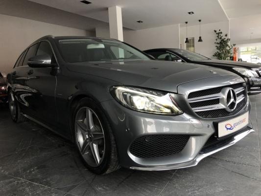Mercedes-Benz C 350, 2018