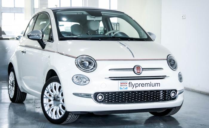 Fiat 500C, 2017