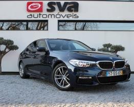 BMW 520 d Pack M Nacional