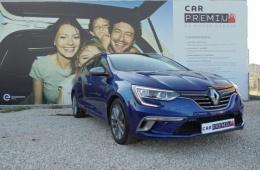Renault Megane sport tourer 1.5 dCi Gt-Line  EDC