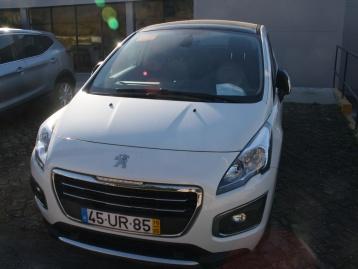 Peugeot 3008 1.6 HDi Allure 120 CV