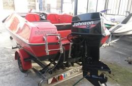 Audis Marine Speedster 450