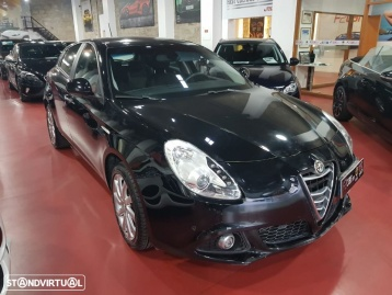 Alfa Romeo Giulietta 1.6JTD m DISTINCTIVE GARANTIA ATE 5 ANOS