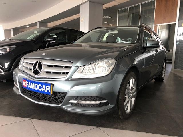 Mercedes-Benz Classe C CDI Station
