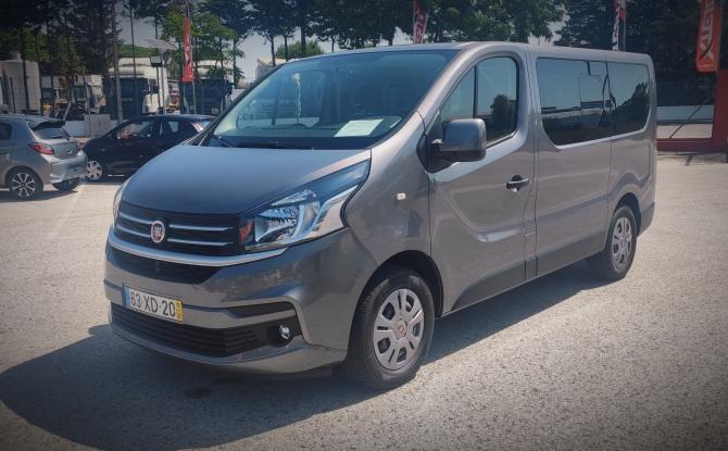 Fiat Talento 1.6 MultiJet
