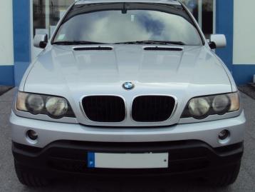 BMW X5 Diesel 4X4 Cx Autom 184 cv