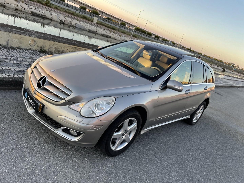 Mercedes-Benz Classe R 320 CDi 4matic