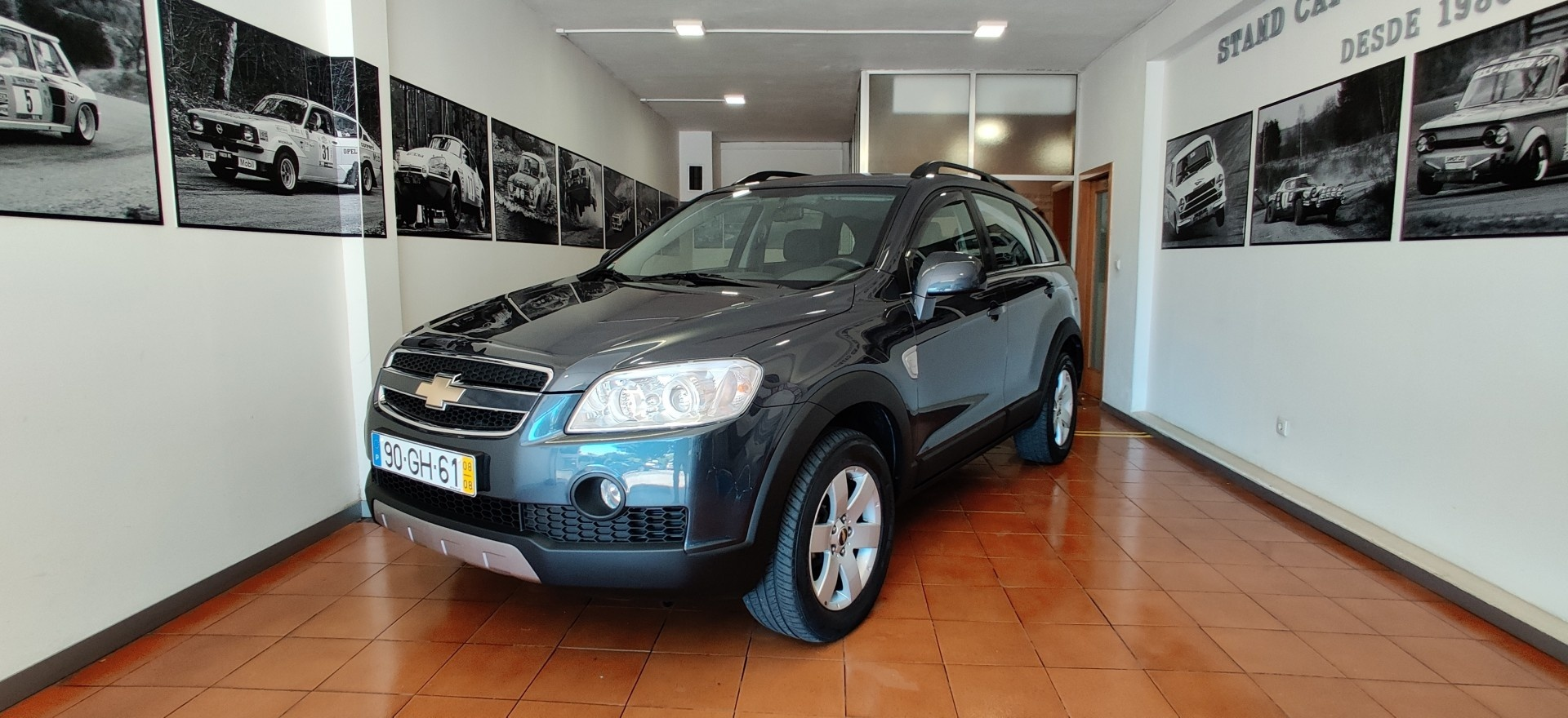 Chevrolet Captiva 2.0 D  LS