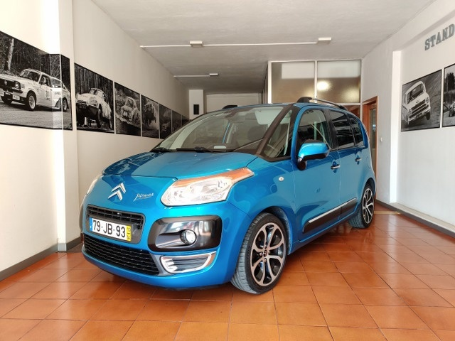 Citroën C3 Picasso 1.6 HDi exclusive