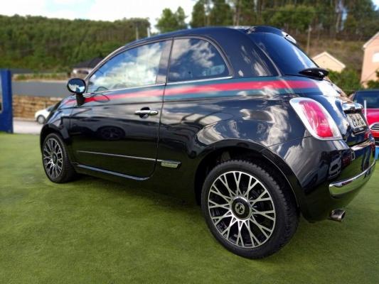 Fiat 500, 2012